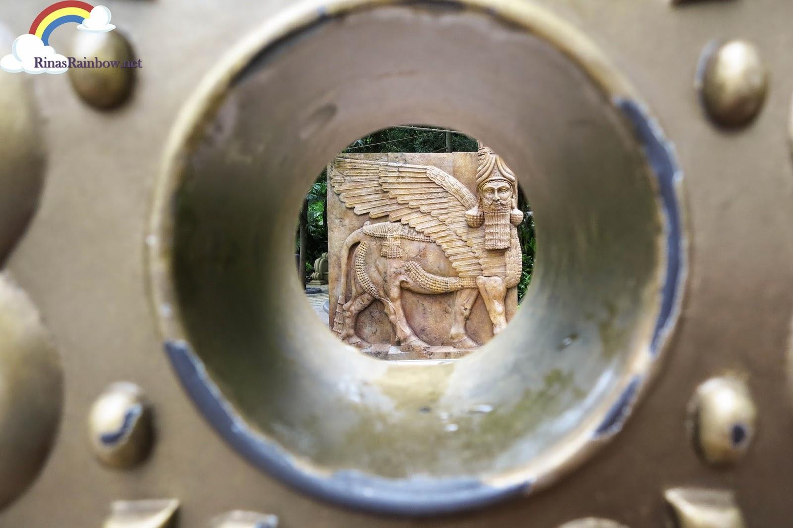 Lamassu Bas Relief