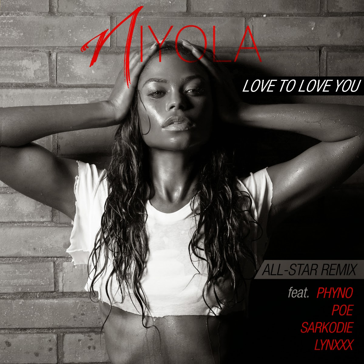 MUSIC: Niyola Ft. Phyno, Sarkodie, Lynxxx and Poe – Love To Love You (Remix)