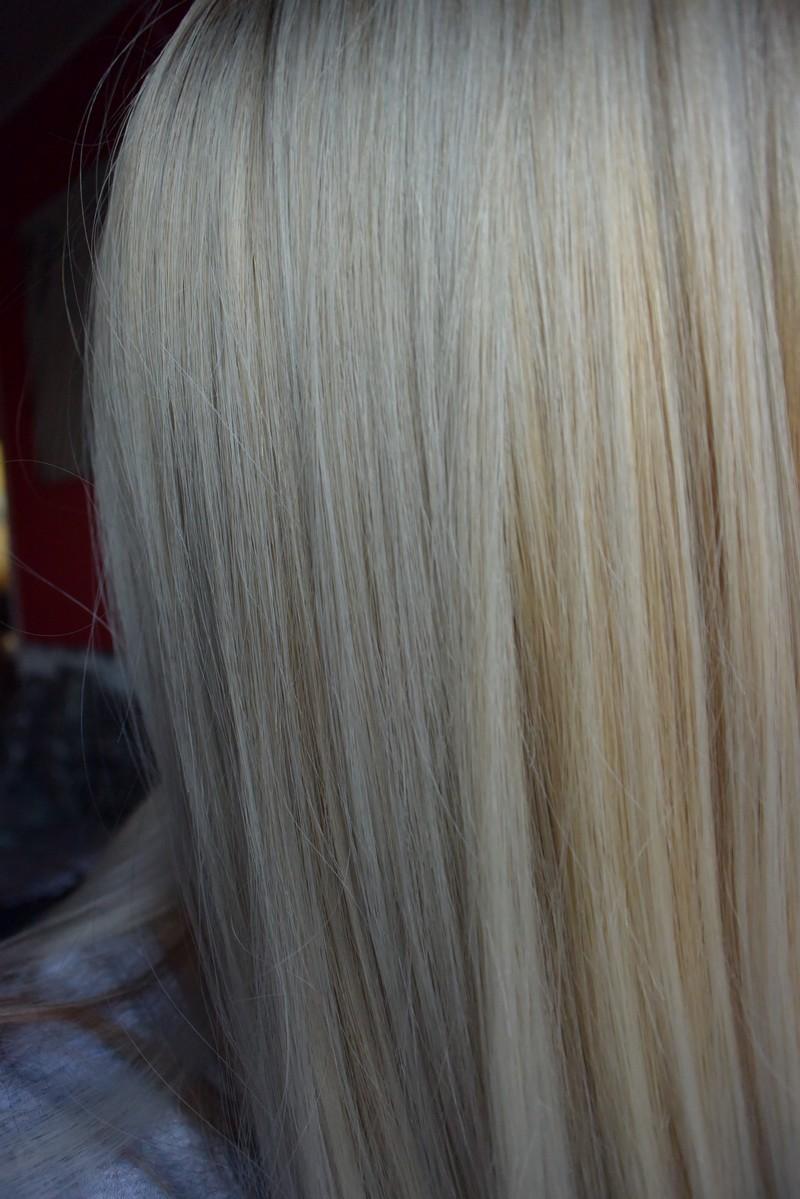 blond barva na vlasy diskuze