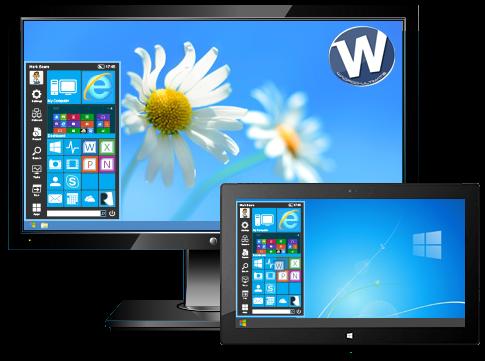 Megapost Windows 8, ISOs completas, Activadores, Accesorios... StartMenuReviver