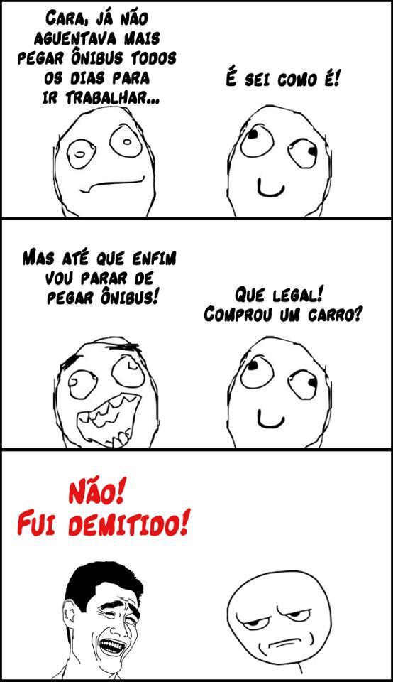 demetido