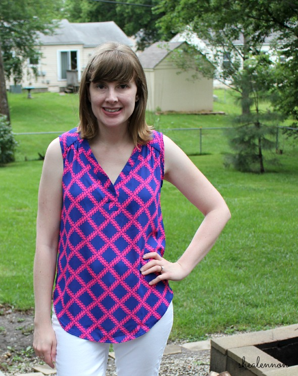 July 2015 Stitch Fix Review | www.shealennon.com