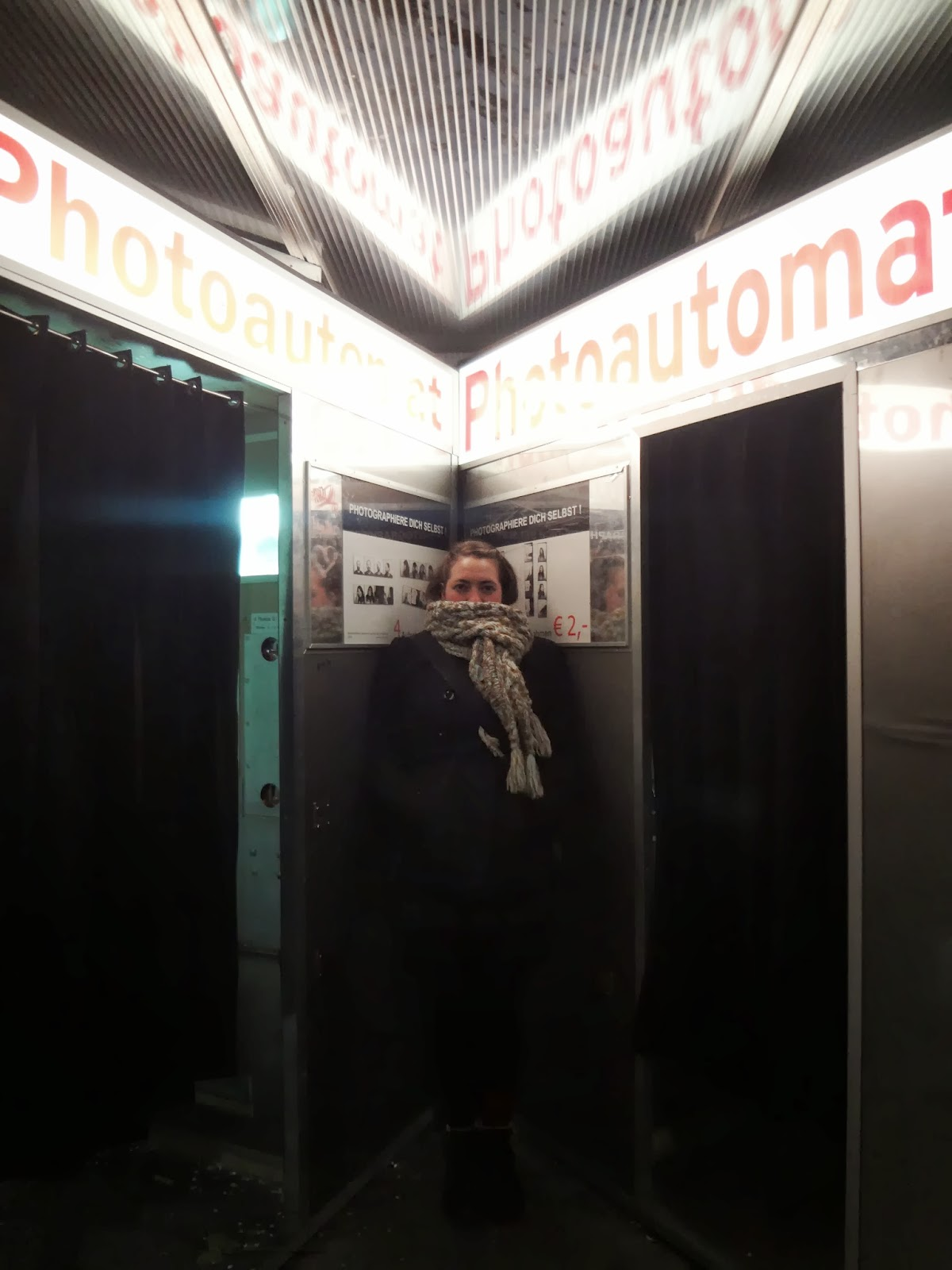 Berlin Photo Booth on Kastanienallee