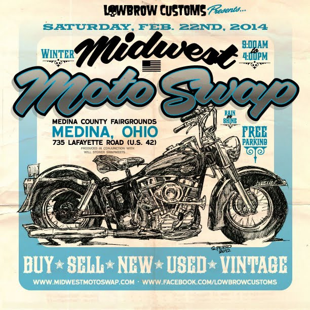 Winter Midwest Moto Swap