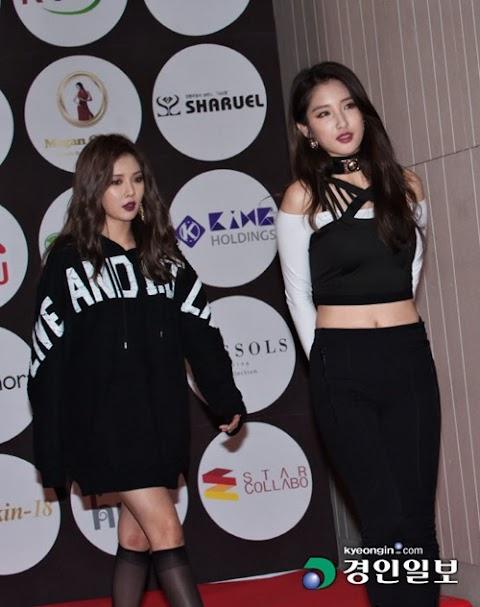✰PHOTO✰ 4 Minute na Korea Culture and Entertainment Awards