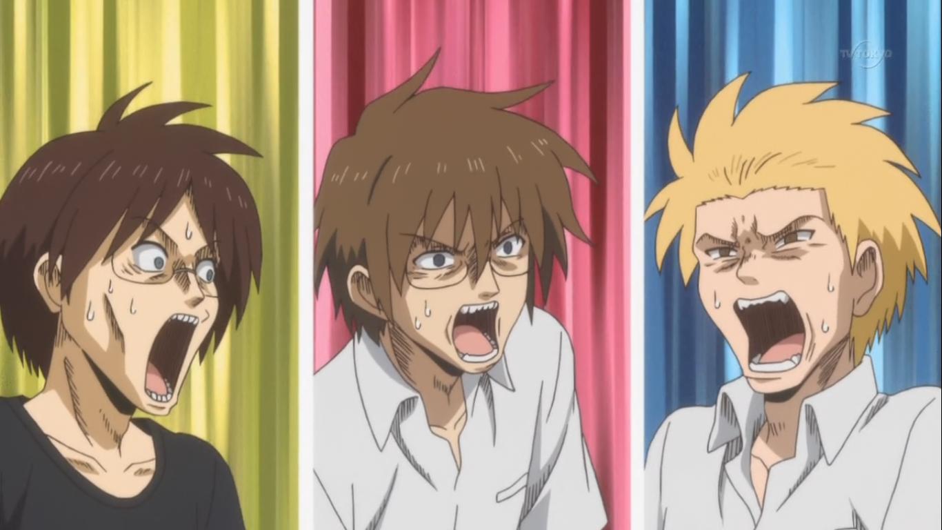 Danshi Koukousei No Nichijou Episode 12