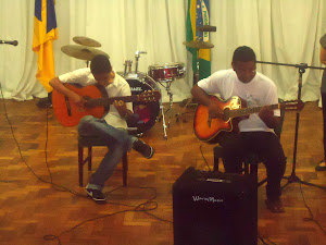 José Carlos Filho e Wellington Souza