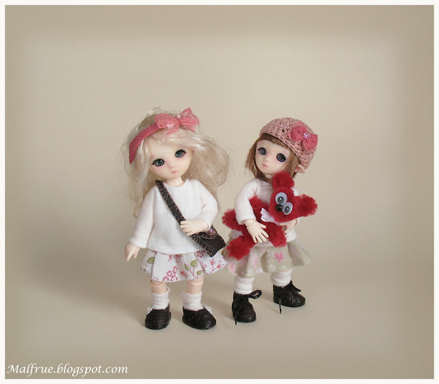 ooak doll custom fairy