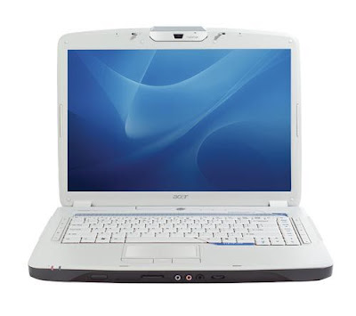 Acer Aspire 5920 Gemstone design