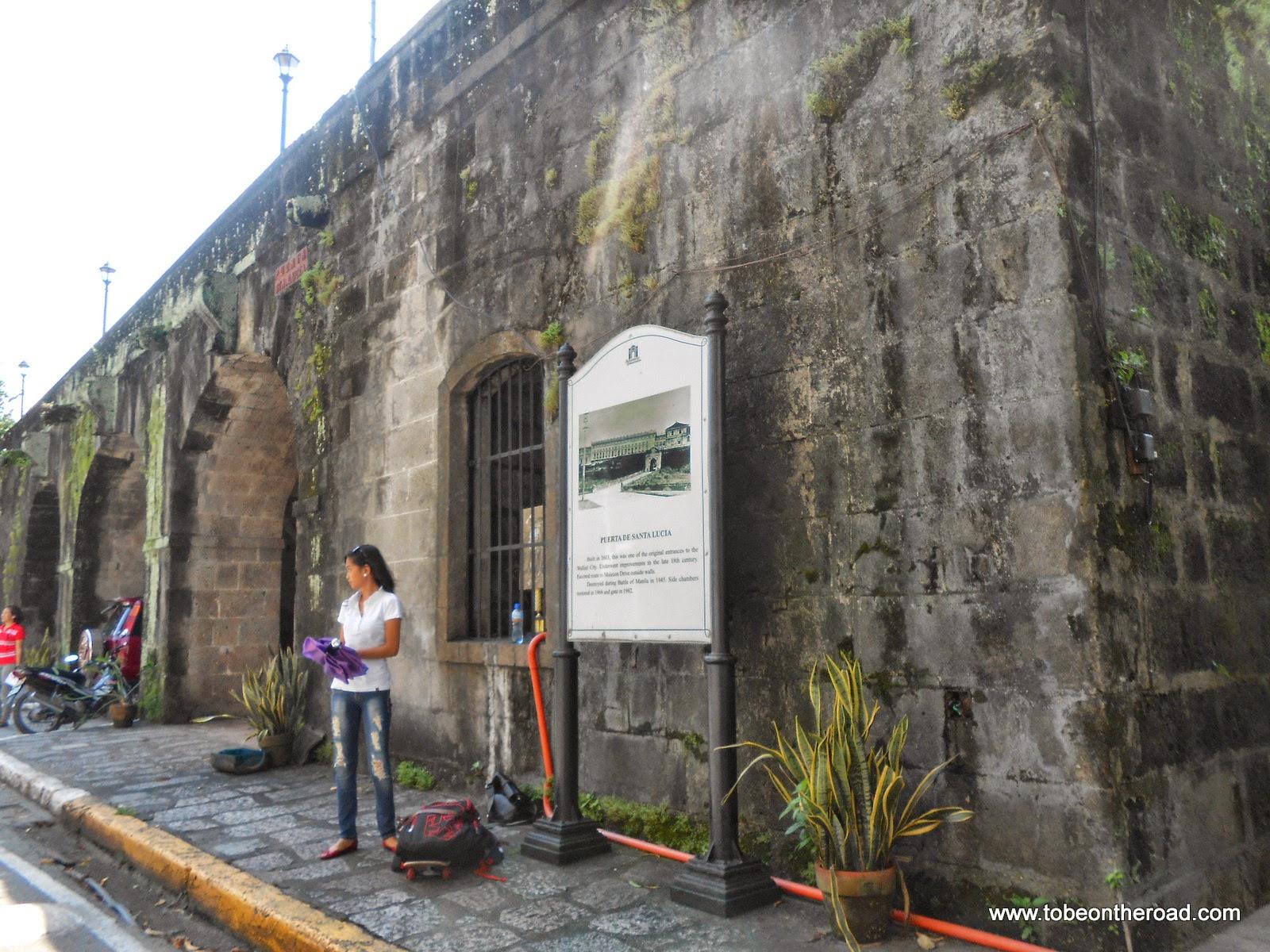 Church, Fort, Intramuros, Manila, Philippines, UNESCO,
