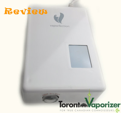 Vaporfection viVape Vaporizer Review