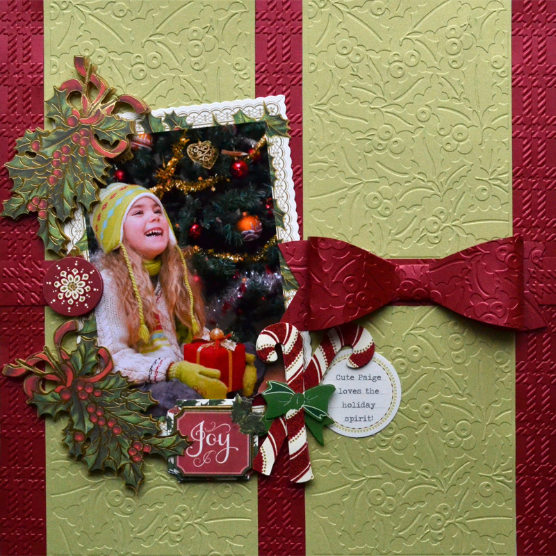 Aly Dosdall Crafty Christmas Countdown Day 12