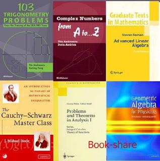 Koleksi Buku Matematika dan Fisika