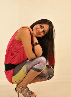 Tollywood Actress Aksha  and  Stills 01