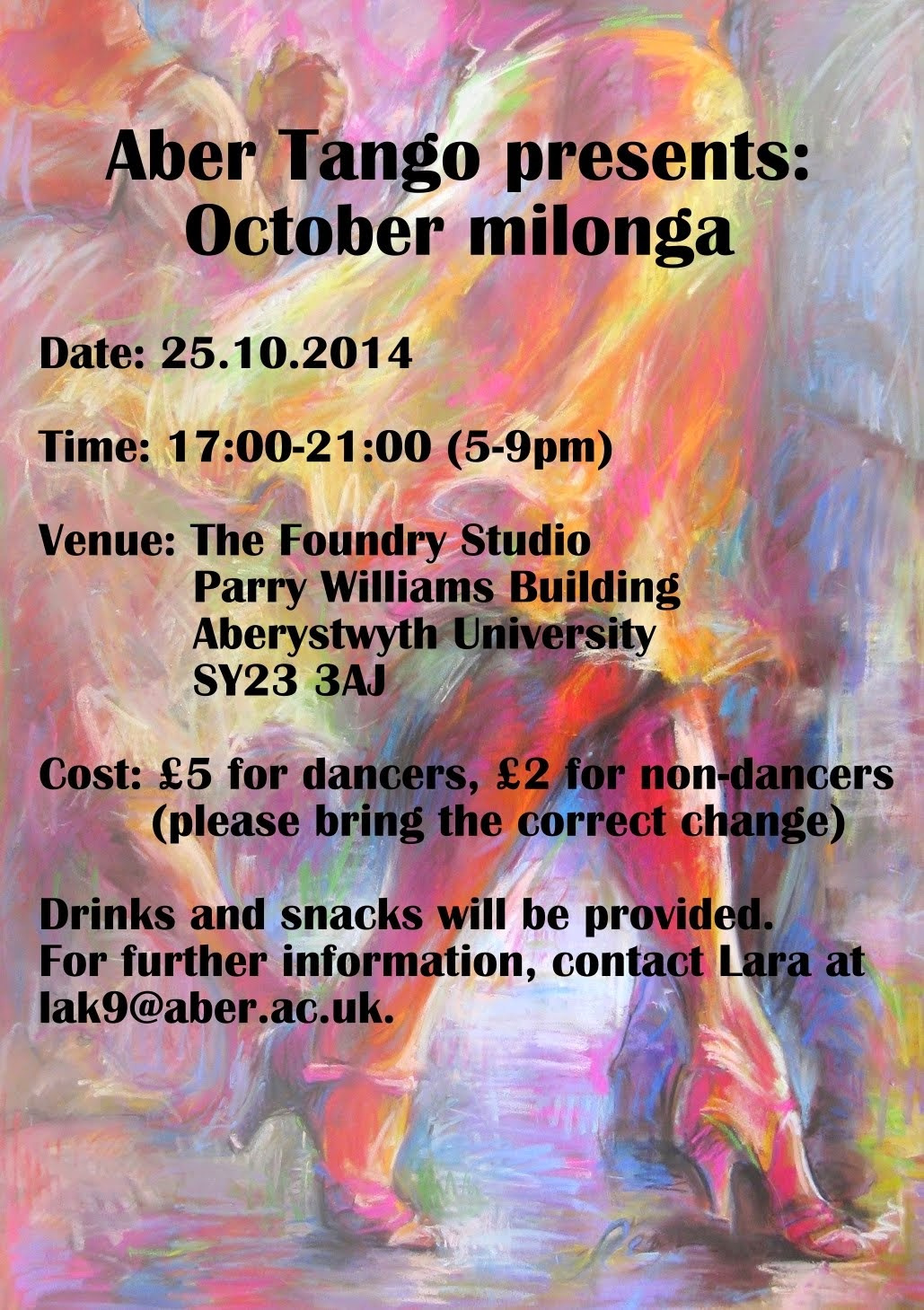 October Milonga