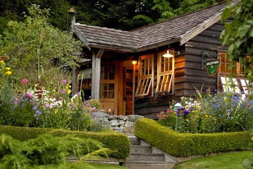 Projeto de casas de madeira r sticas fotos - Fotos casas de campo rusticas ...