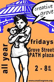 FRIDAYS: Creative Grove : Artist Market