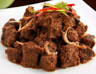 Resep masakan rendang daging sapi spesial