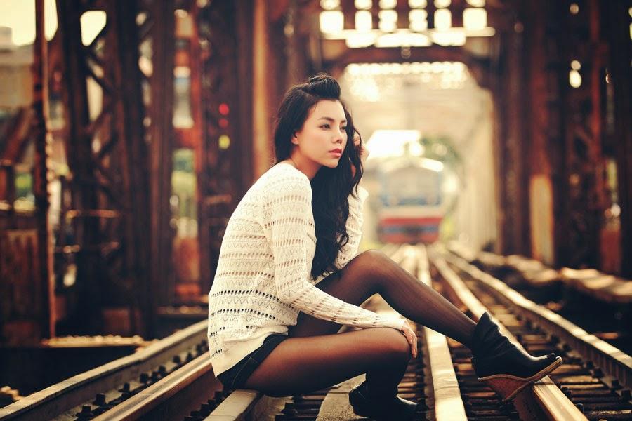 Cầu Long Biên - Địa điểm chụp ảnh đẹp ở Hà Nội