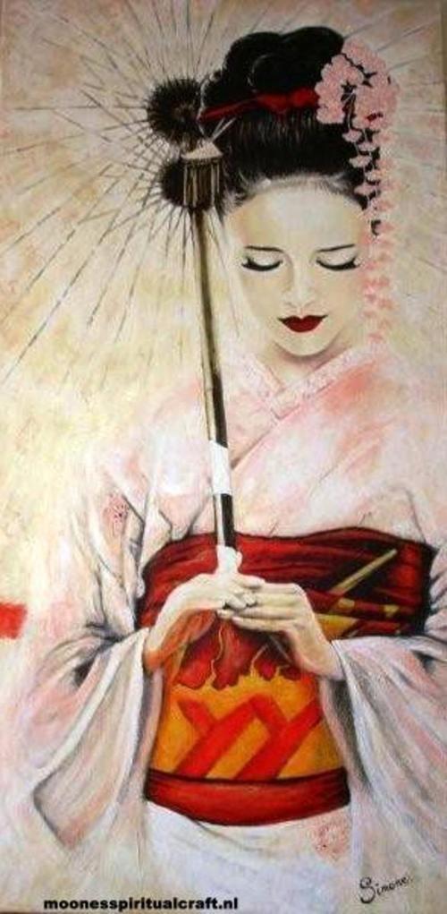 geisha tattoos. geisha girl tattoos.
