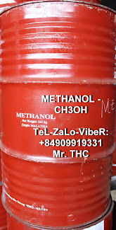 METHANOL - Bulk and drums