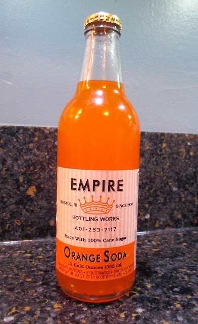 Empire Orange Soda