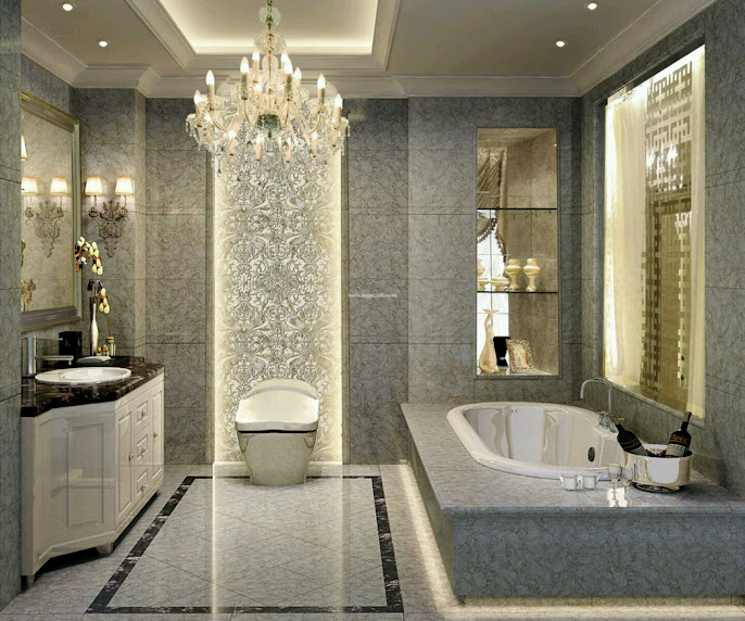 #2 Bathrooms Design Ideas