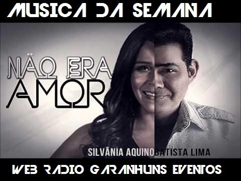MUSICA DA SEMANA