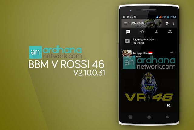 BBM Valentino Rossi 46