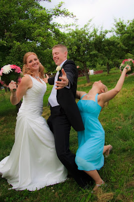 creative wedding photographer