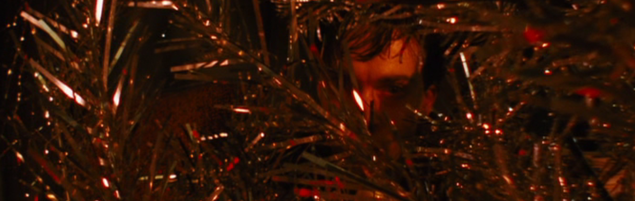 if i hide behind this tree maybe my agent wont find me and make me do another remake - Black Christmas 2006