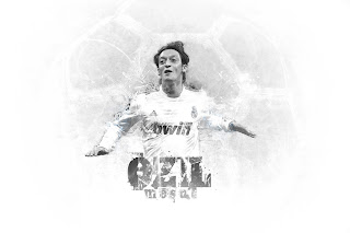Mesut Ozil Wallpaper 2011 4