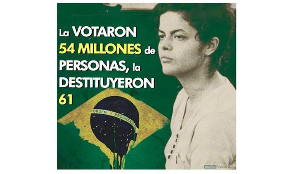 Injusticia brasileña