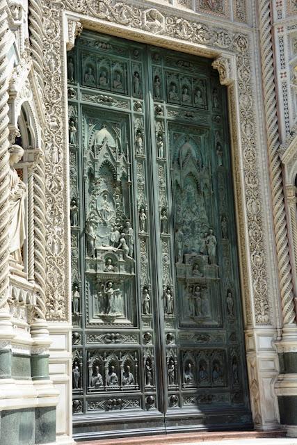 Duomo of Firenze Door