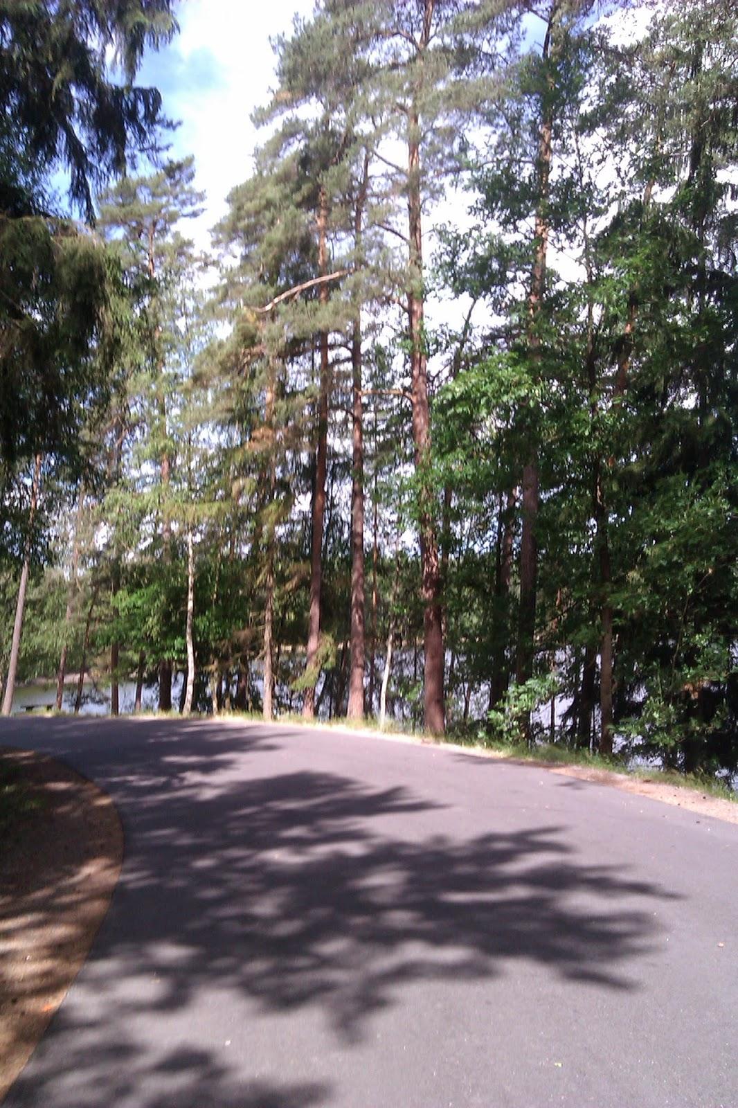 Radfahren in Schwarzenbach