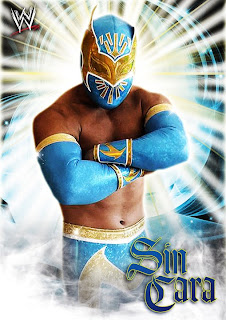 that was laid on Sin Cara