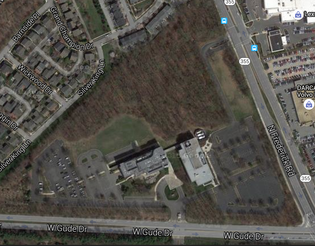 Rockville Nights 103 Townhomes Proposed For Forested Site