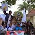 Pengocokan tanda gambar calon kepala desa Hurip Jaya