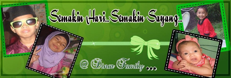 DINOR'S FAMILY