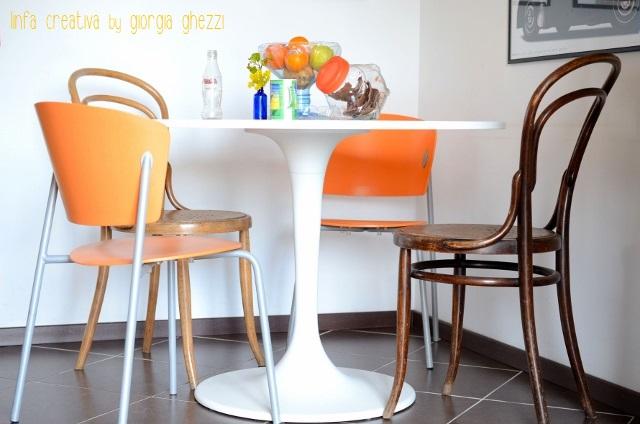 Tavolo Tulip Ikea : Linfa creativa il mio nuovo tavolo