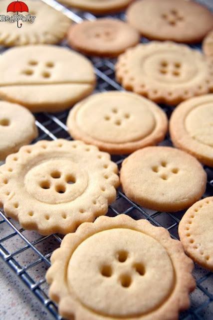 Μπισκότα κουμπάκια