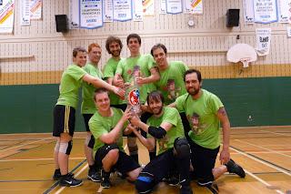 Leprechaun champions du DBL Ball