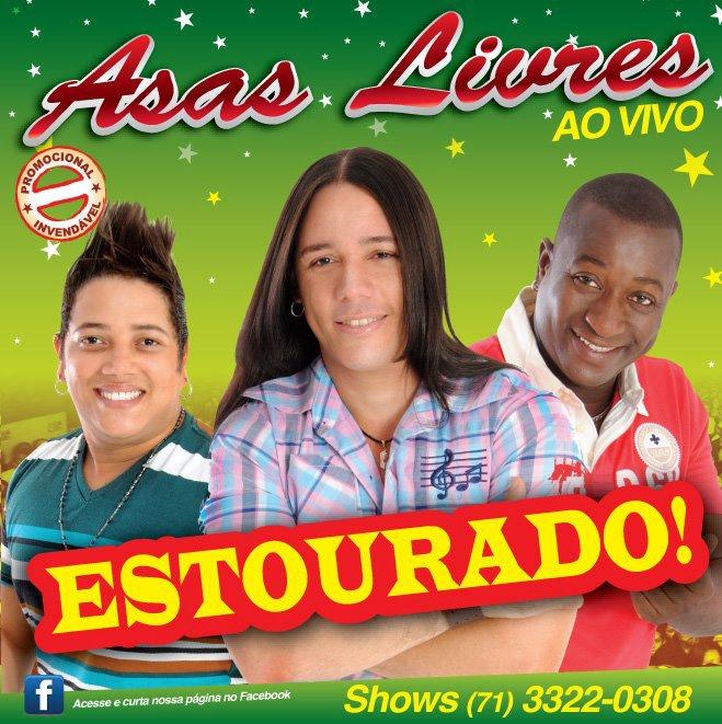 Asas Livres - Cd 2013 - Estourado ! ~ Pynton cd´s & S@vio