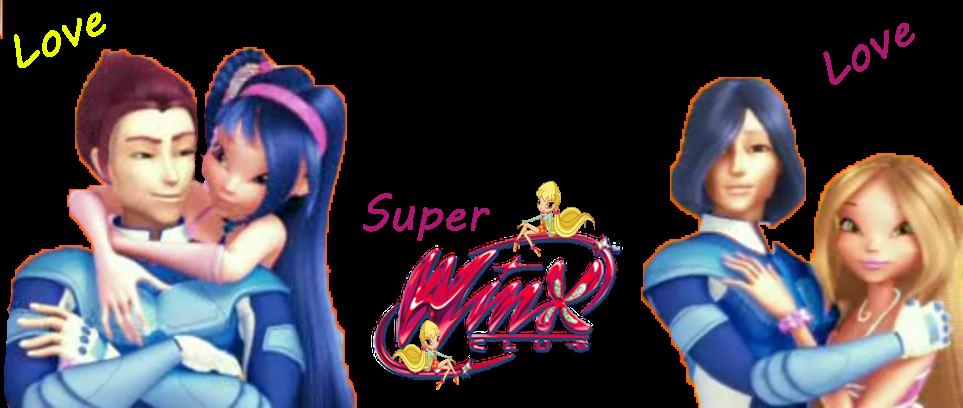 Super Winx Fantastic ™