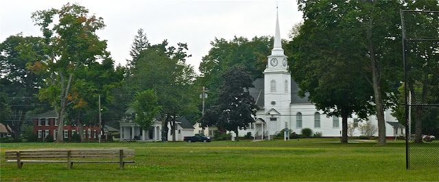 Photo of West Brookfield Town Common, West Brookfield MA