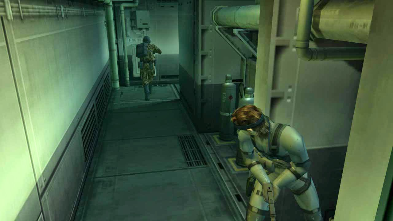 metal gear solid funny moments