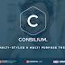Consilium Multi Styled & Multipurpose WP Theme