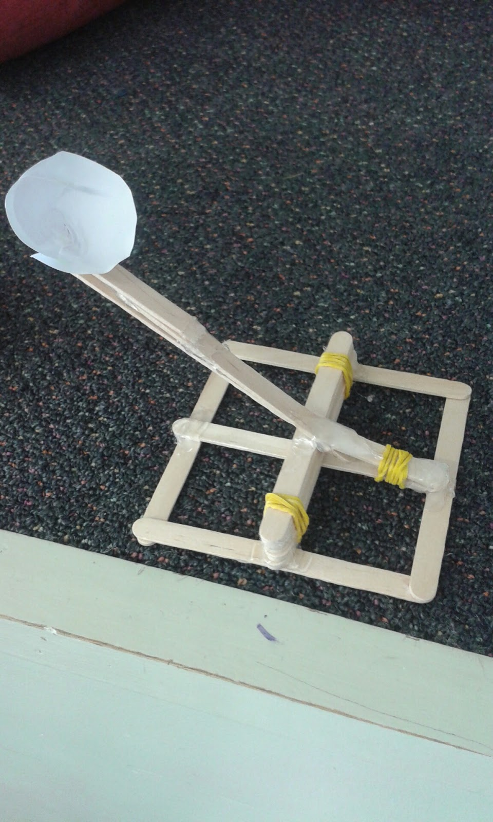 Grantlea Downs Explore It November 2015 Onager Diagram How To Build A Model After Construction We Took The Time Test Our Creations Recording Their Capabilities In Terms Of Distance Projectile And Height