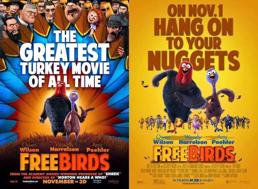 Film Free Birds (2013)