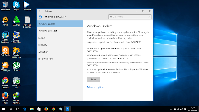 Cara Mudah Mematikan Windows Update di Windows 10